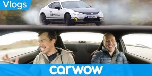 Can you learn to drift like a pro – in just TWO days?   Mat Vlogs