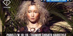Tsumori Chisato Wild and Tamed Hairstyle Paris Fashion Week Fall/Winter 2018-19 | FashionTV | FTV