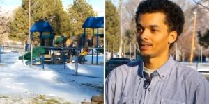 When This Man Saw A Girl In Freezing Weather, He Asked About Her Mom And Got A Chilling Reply