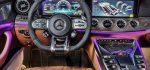 2019 Mercedes AMG GT 4-Door Coupe – INTERIOR