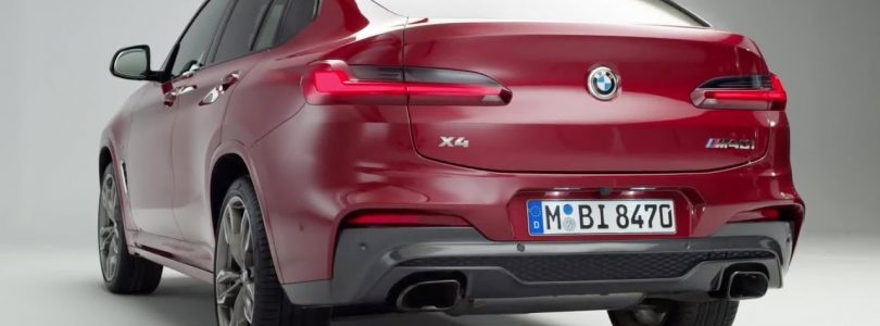 2019 BMW X4 – FULL REVIEW!!