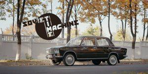 1975 VAZ-2103: A Soviet Time Machine