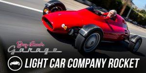 Light Car Company Rocket – Jay Leno's Garage