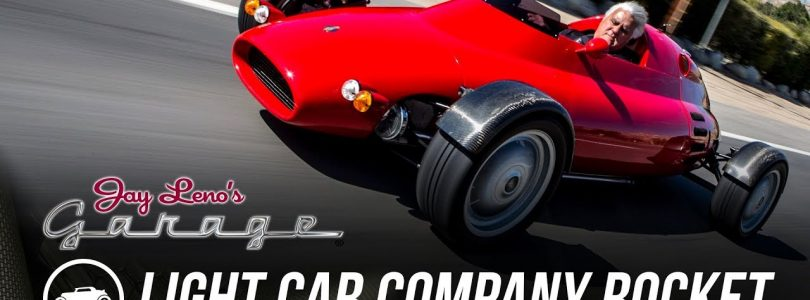 Light Car Company Rocket – Jay Leno's Garage