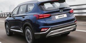 2019 Hyundai Santa FE – Features, interior Exterior