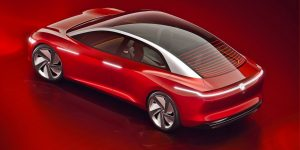 2030 Volkswagen I.D Vizzion – interior Exterior and Drive