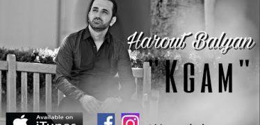 Harout Balyan – Kgam