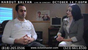 Harout Balyan – Hishum Em Qez