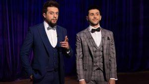 Lav Ereko (Armen Muradyan & Arto Tuncboyaciyan) 24.11.2017