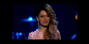 Lilit Hovhannisyan At Armenian Music Award 2013