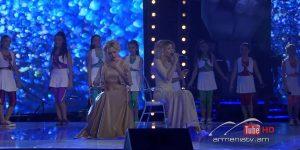 Christine Pepelyan & Leona – Mayrik (The Voice of Armenia)