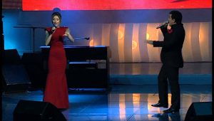 Christine Pepelyan Feat. Martin Mkrtchyan – Verj (Concert in Hamalir 2012)