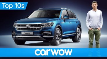 New Volkswagen Touareg 2019 SUV – better than a Bentley Bentayga for half the price?