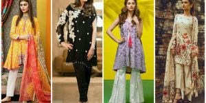New Trending Designer Casual Dress Collection 2018