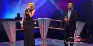 Christine Pepelyan & Mart Babayan (Voice of Armenia 2)