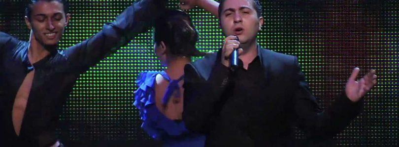 Azat Hakobyan Armenian Music Awards 2010 Nokia Theatre