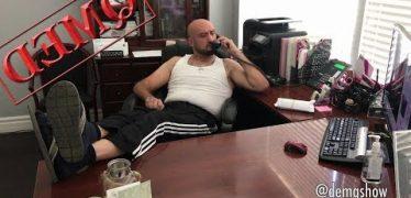 DEMQ SHOW – Ameican Boss VS Armenian Boss