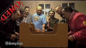 DEMQ SHOW – American Foosball VS Armenian Foosball