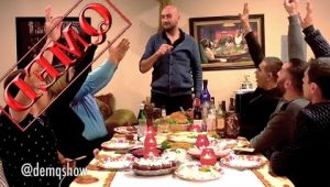DEMQ SHOW – American Thanksgiving VS Armenian Thanksgiving