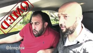 DEMQ SHOW – Armenian Uber Driver Episode 3