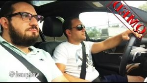 DEMQ SHOW – Driving to Las Vegas VS Driving to Karabakh