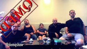 DEMQ SHOW – American Sneeze Reaction VS Armenian Sneeze Reaction