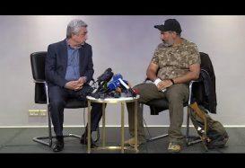 Serzh Sargsyan & Nikol Pashinyan meeting